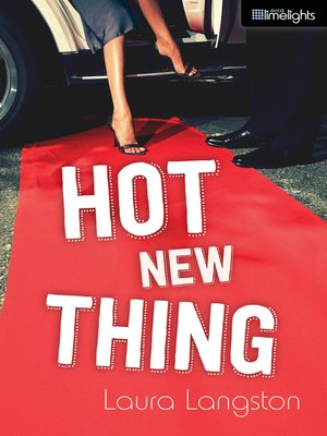 cover image of Hot New Thing