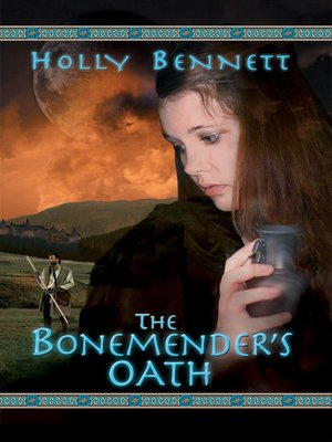 cover image of Bonemender's Oath