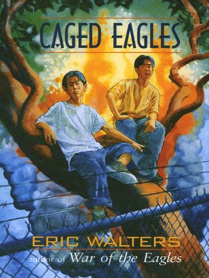 cover image of Caged Eagles