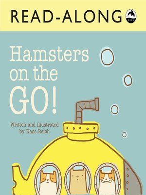 cover image of Hamsters on the Go Read-Along