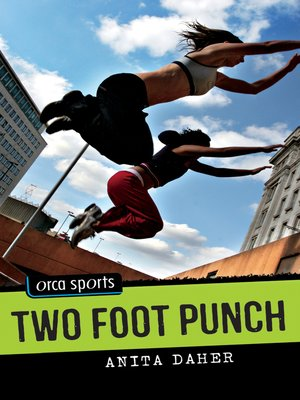 cover image of Two Foot Punch