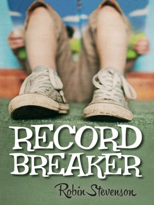 cover image of Record Breaker