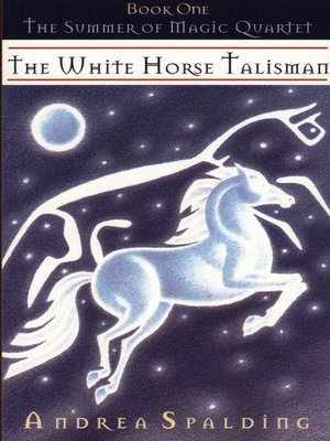 cover image of White Horse Talisman