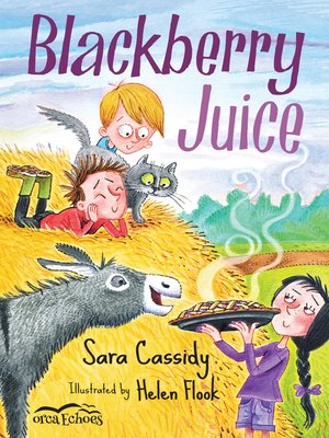 cover image of Blackberry Juice