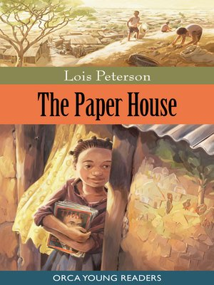 cover image of The Paper House
