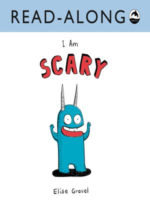 cover image of I Am Scary