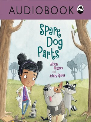 cover image of Spare Dog Parts