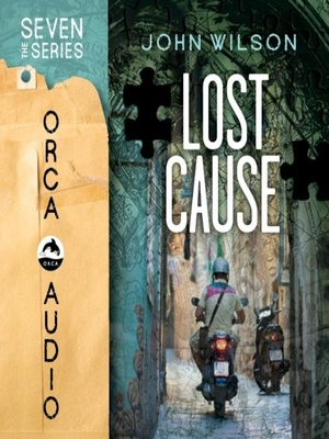 cover image of Lost Cause