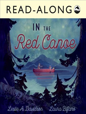 cover image of In the Red Canoe