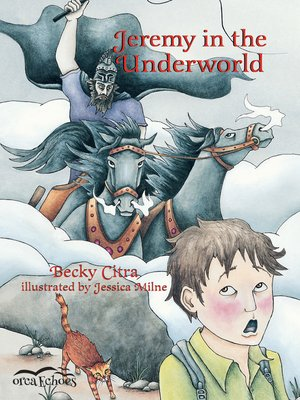 cover image of Jeremy in the Underworld