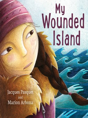 cover image of My Wounded Island