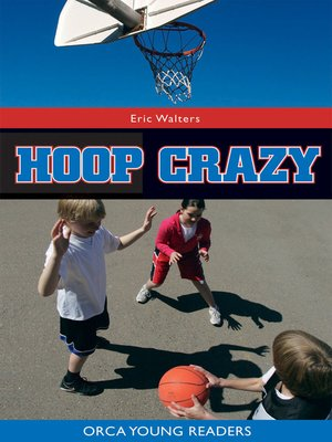 cover image of Hoop Crazy
