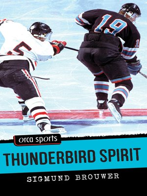 cover image of Thunderbird Spirit