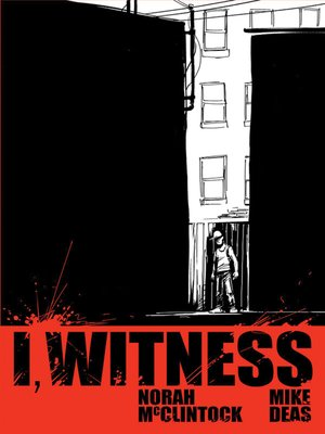 cover image of I, Witness