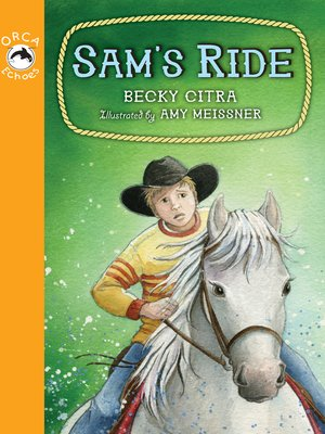 cover image of Sam's Ride