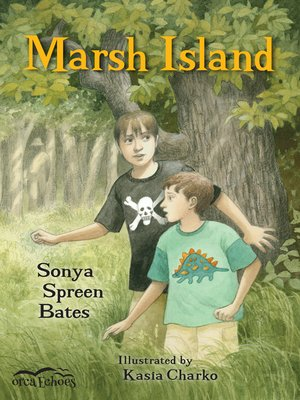 cover image of Marsh Island