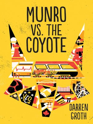 cover image of Munro vs. the Coyote
