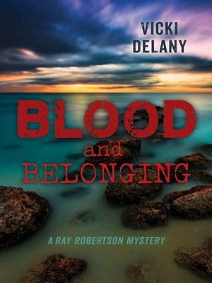 cover image of Blood and Belonging