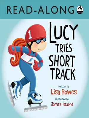 cover image of Lucy Tries Short Track