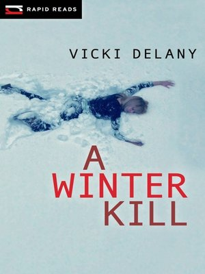 cover image of A Winter Kill