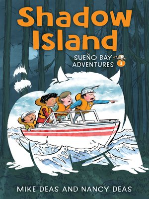 cover image of Shadow Island