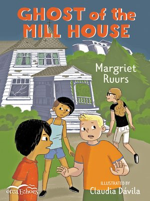 cover image of Ghost of the Mill House