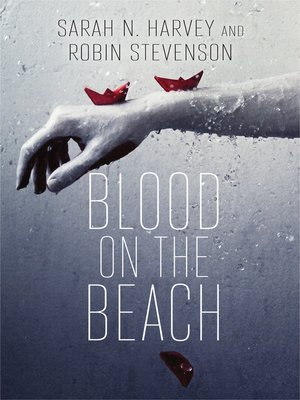 cover image of Blood on the Beach
