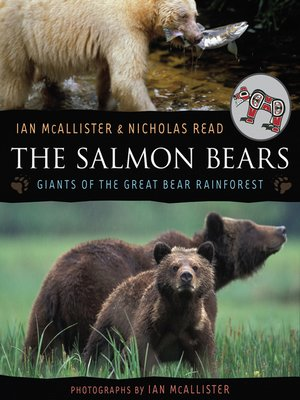 cover image of The Salmon Bears