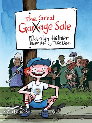 cover image of The Great Garage Sale