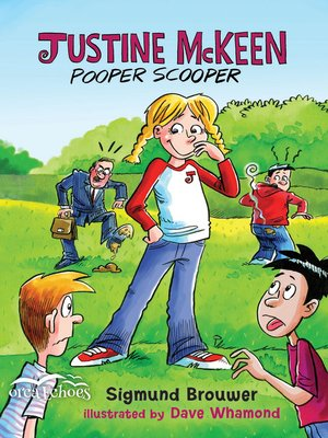 cover image of Justine McKeen, Pooper Scooper