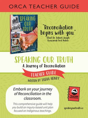 cover image of Speaking Our Truth Teacher Guide