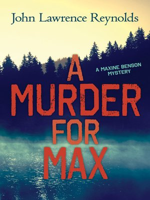 cover image of A Murder for Max