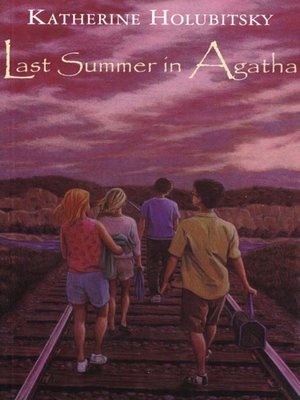 cover image of Last Summer In Agatha