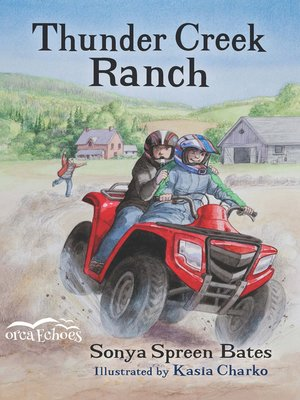 cover image of Thunder Creek Ranch
