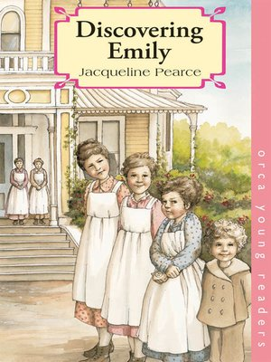 cover image of Discovering Emily
