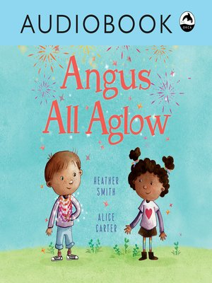 cover image of Angus All Aglow