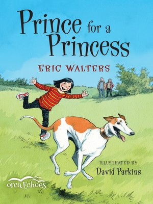 cover image of Prince for a Princess