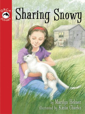 cover image of Sharing Snowy
