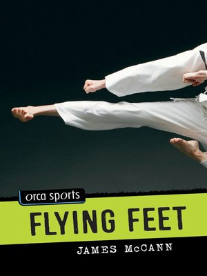 cover image of Flying Feet