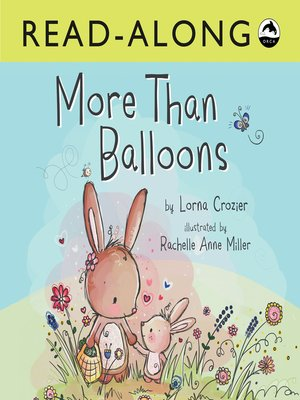 cover image of More Than Balloons