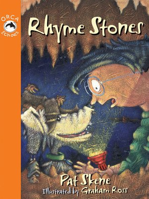 cover image of Rhyme Stones