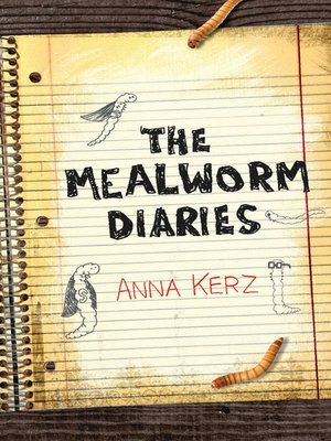 cover image of The Mealworm Diaries