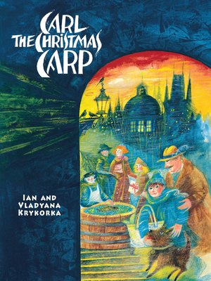 cover image of Carl The Christmas Carp