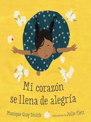 cover image of Mi corazón se llena de alegría