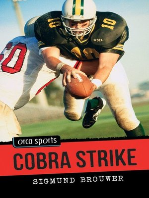 cover image of Cobra Strike