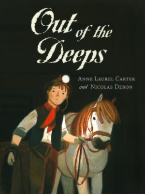 cover image of Out of the Deeps