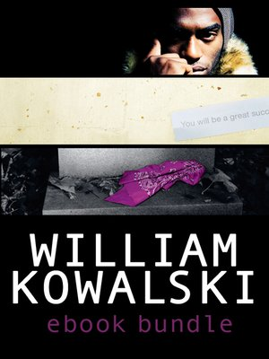 cover image of William Kowalksi Ebook Bundle