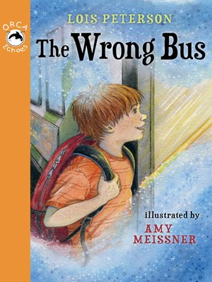 cover image of The Wrong Bus