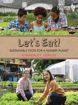 cover image of Let's Eat