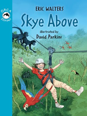 cover image of Skye Above